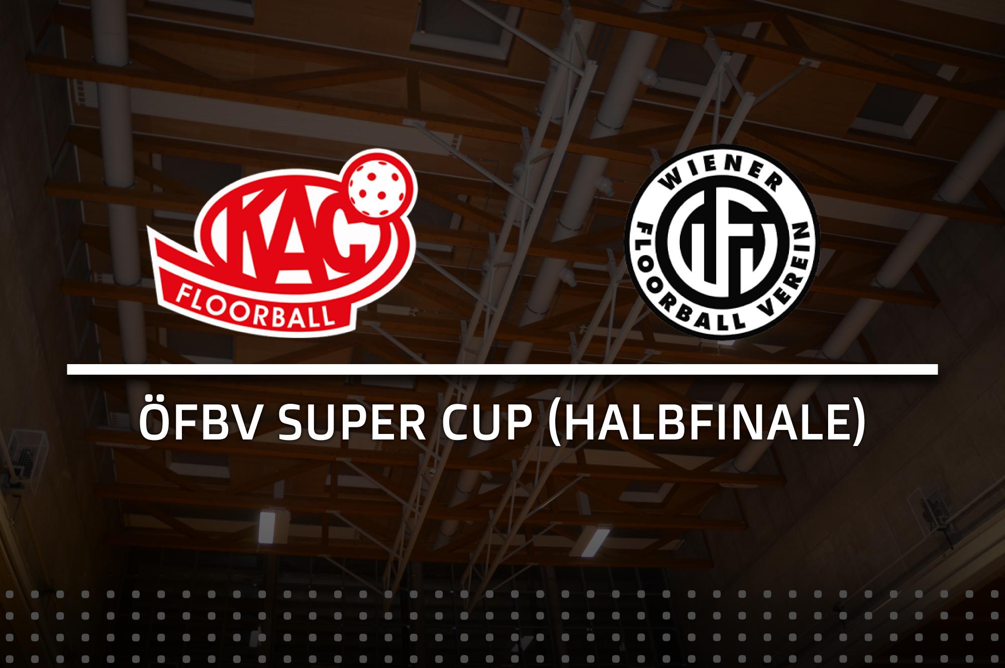 Super Cup: Rotjacken treffen im Halbfinale auf den Wiener FV
