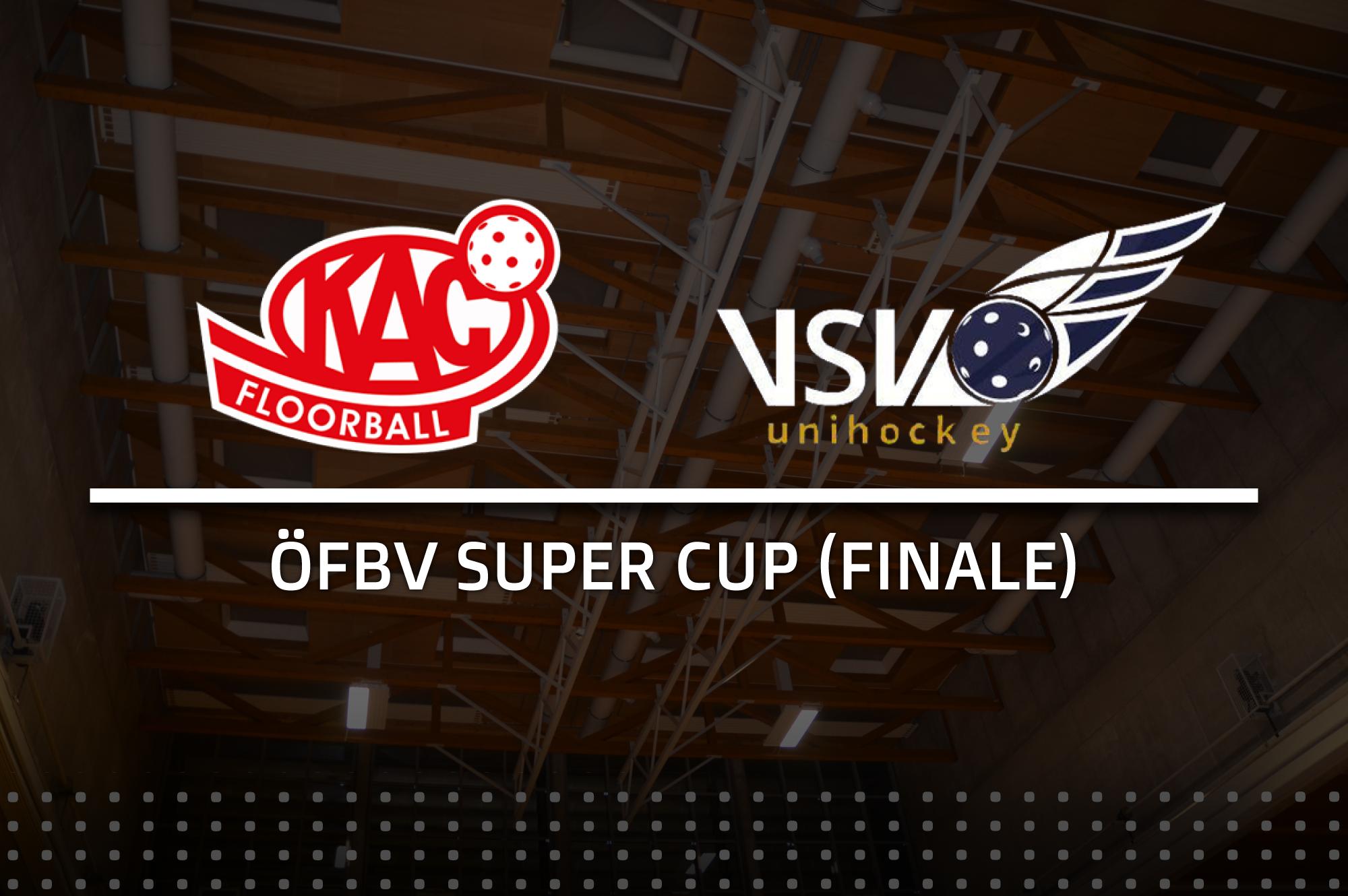 Rotjacken kämpfen im Derby-Finale um den Super Cup